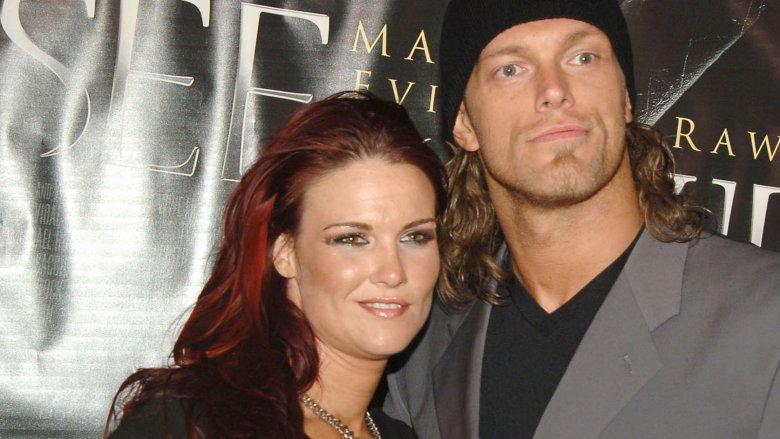 Lita and Edge