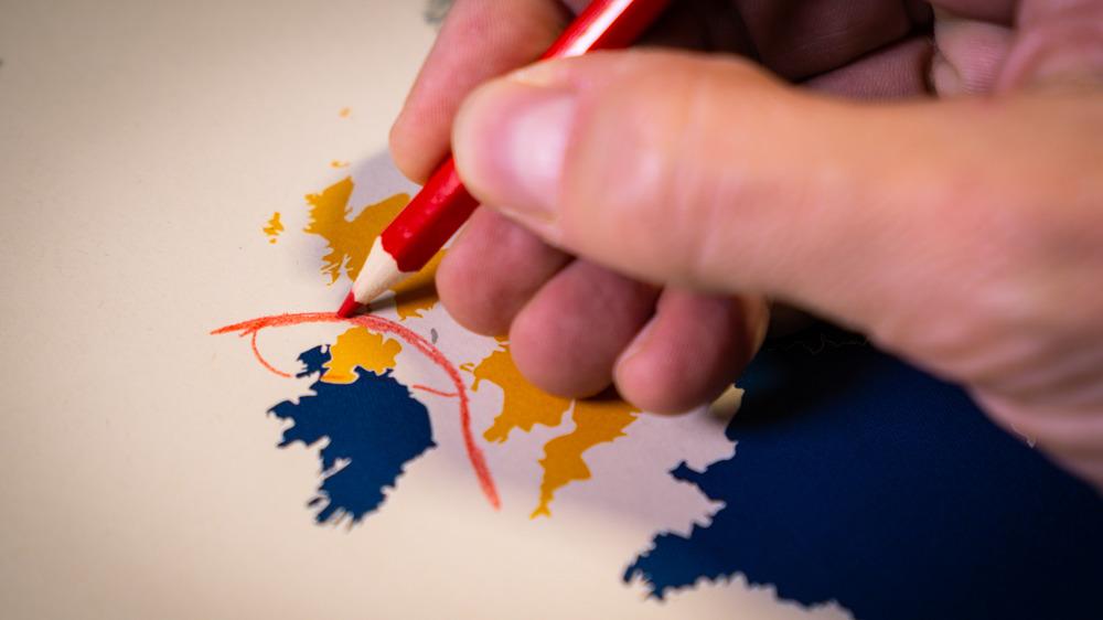 Drawing a border