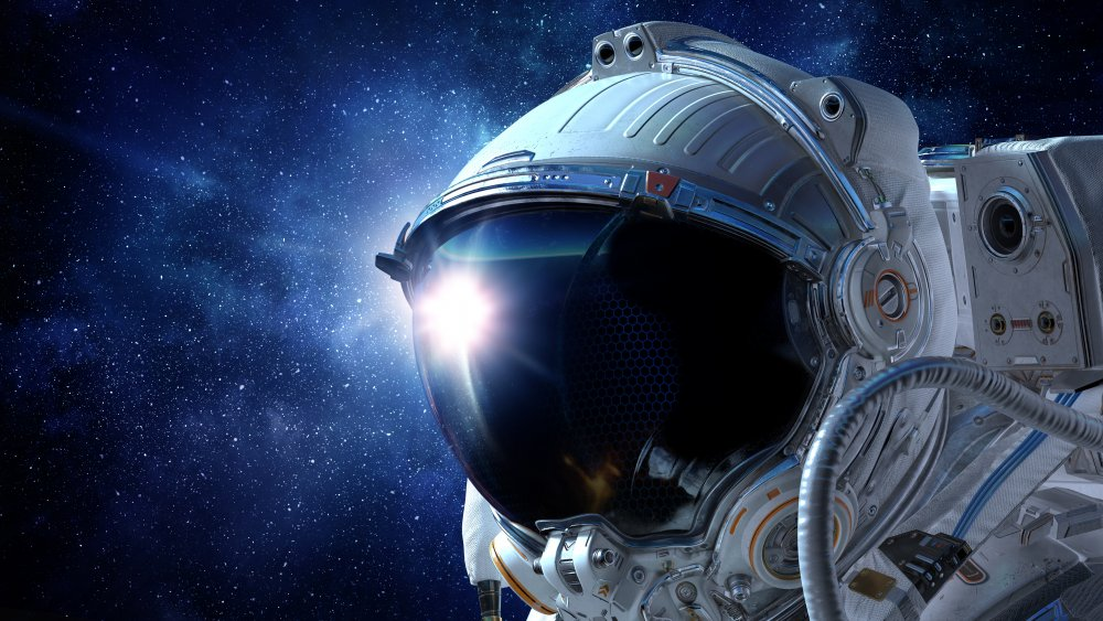 Astronaut, Lost in Space