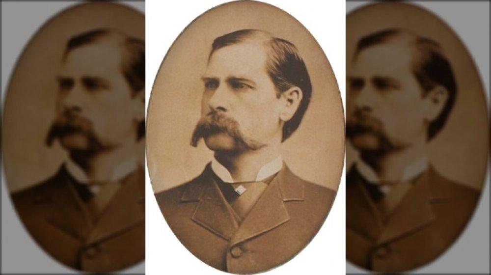 Wyatt Earp, Age 39