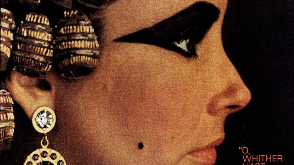 Cleopatra's signature eye