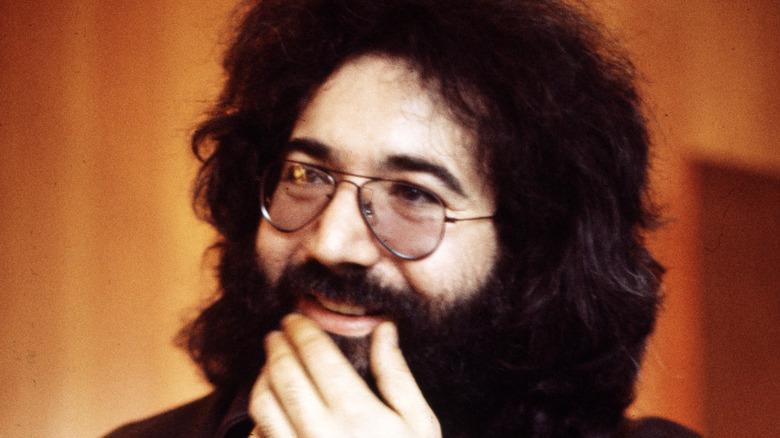 Jerry Garcia missing finger