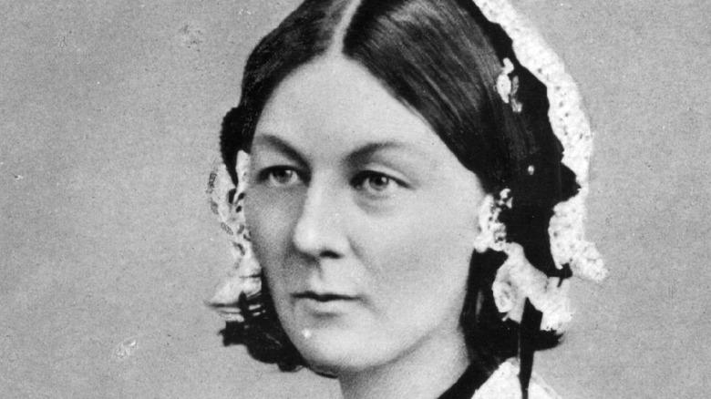 Nurse Florence Nightingale