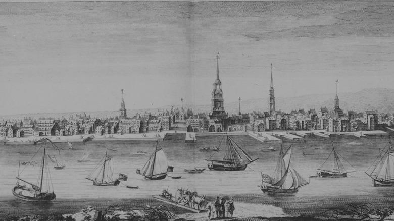 City of Philadelphia, 18th century