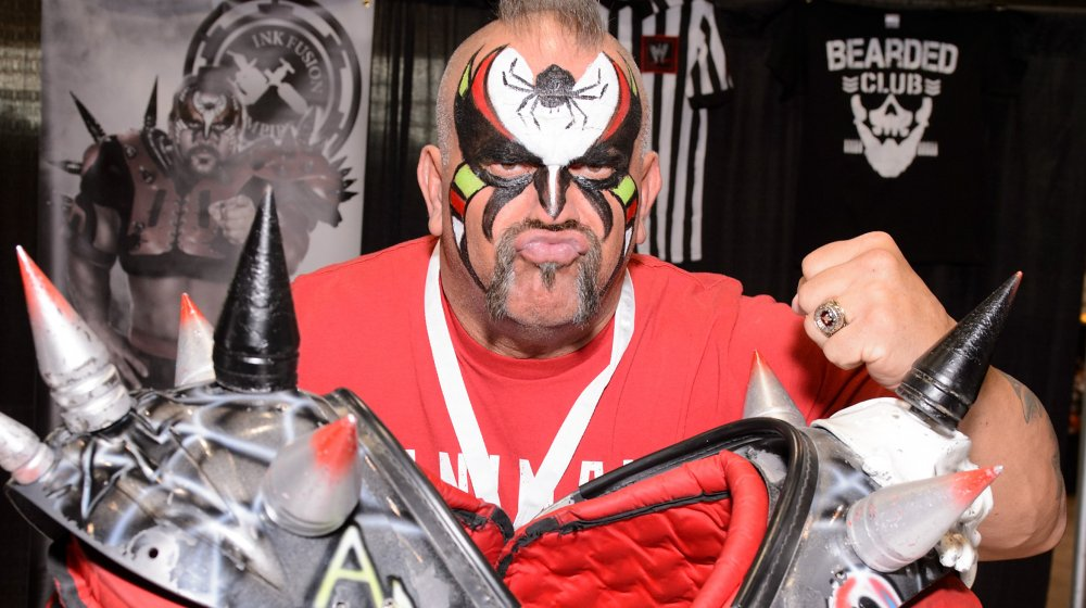 Road Warrior Animal, Joseph Laurinaitis, James Laurinaitis, football, WWE
