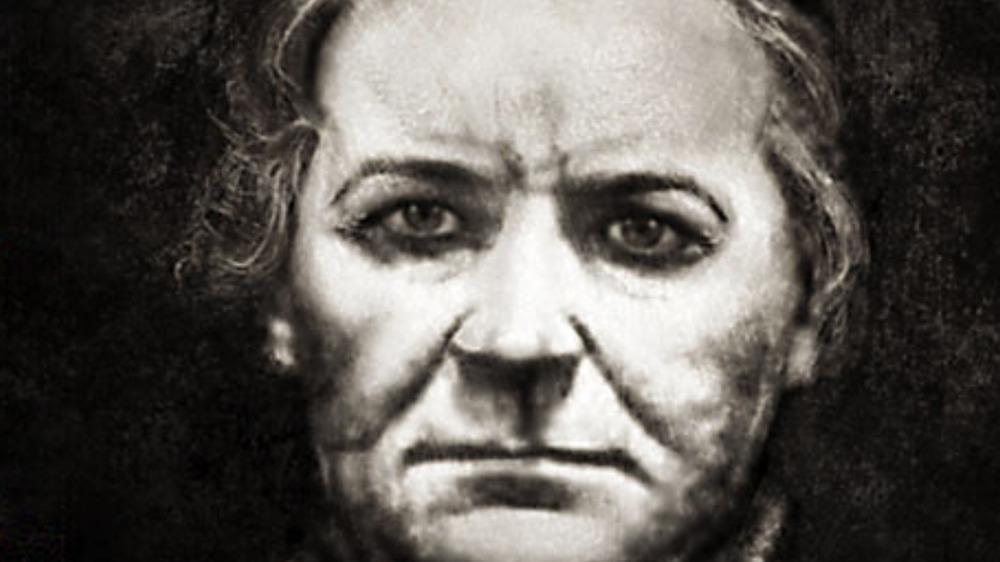 Amela Dyer, Wells Asylum, 1893