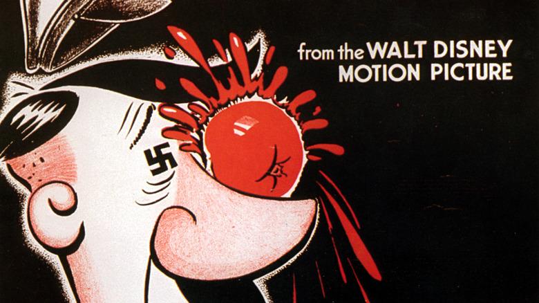 Disney illustration of Hitler