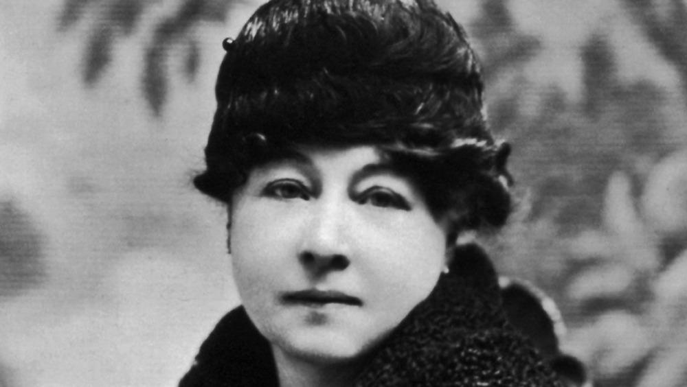 Filmmaker Alice Guy-Blaché