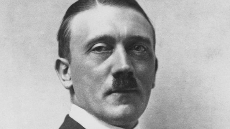 German dictator Adolph Hitler