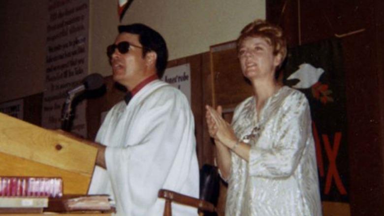 Jim and Marceline Jones