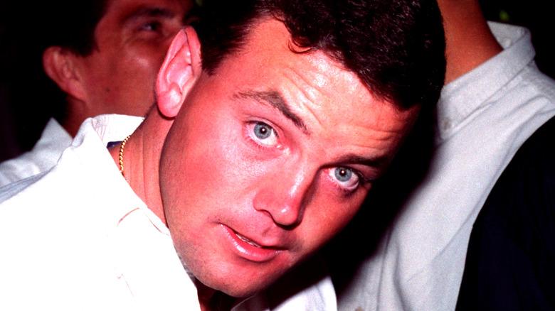 John Wayne Bobbitt closeup
