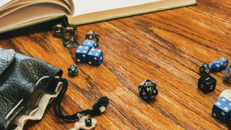 Dungeons & Dragons game materials