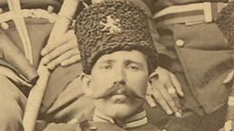 Volunteers during the Serbo-Bulgarian War