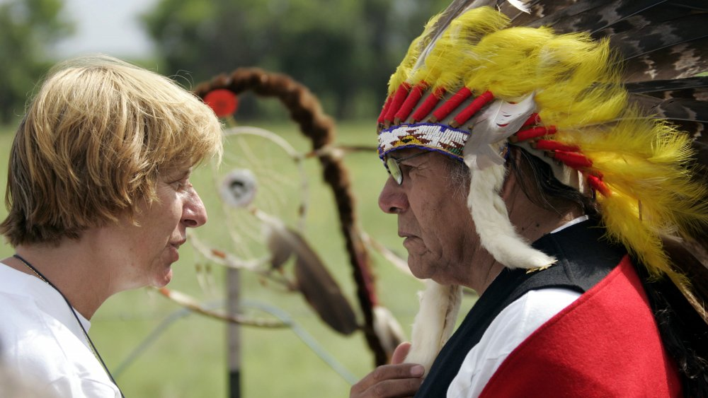 Almost 50 years later, leaders of the American Indian Movement are still seeking the change they promoted with 1972's Trail of Broken Treaties protest