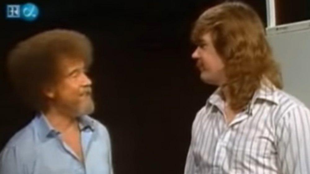 Bob Ross and Steve Ross