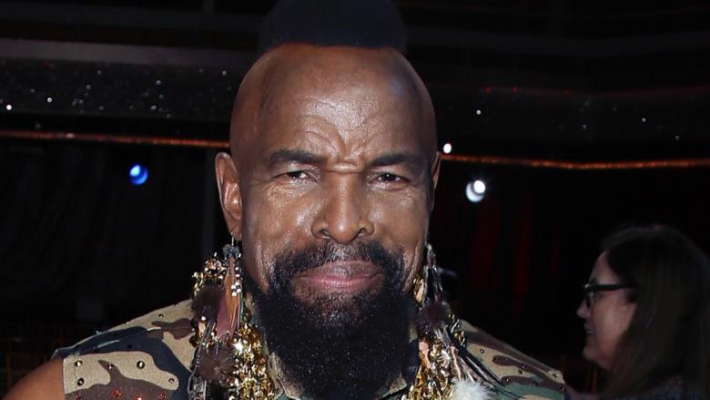 Mr. T in 2018