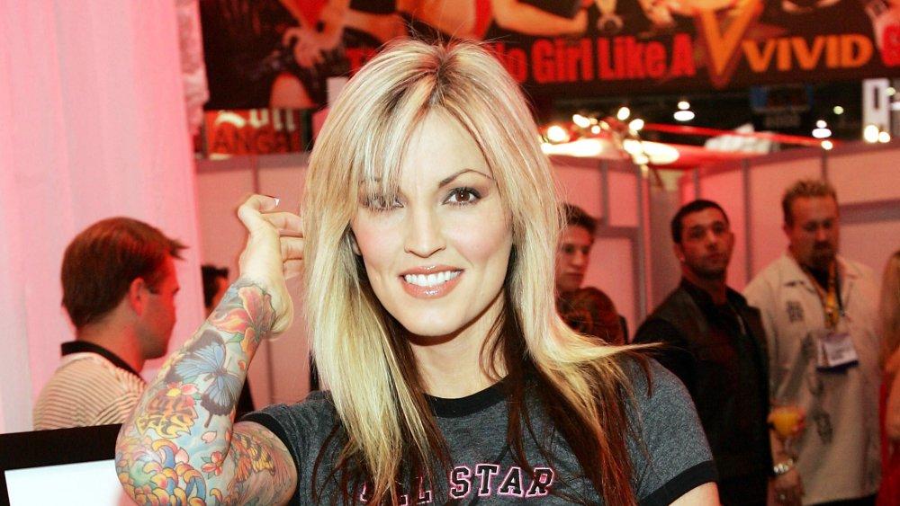 Janine Lindemulder Blink 182
