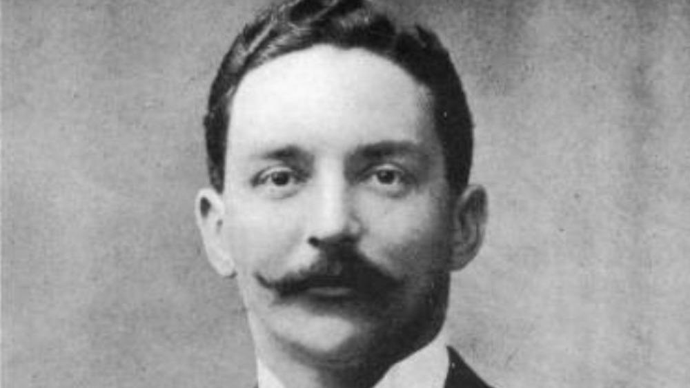 Titanic survivor J. Bruce Ismay