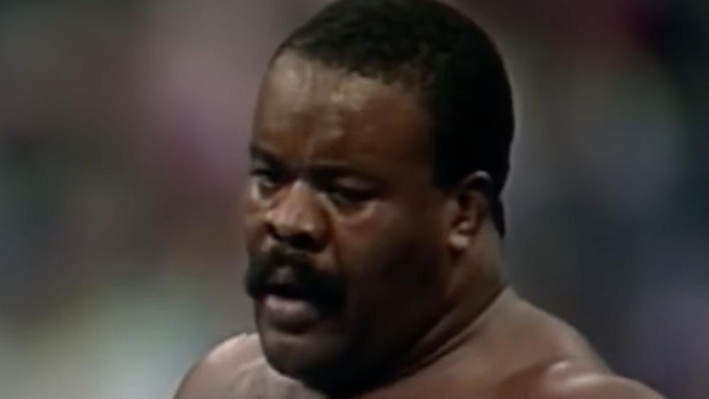 Junkyard Dog in Wrestlemania