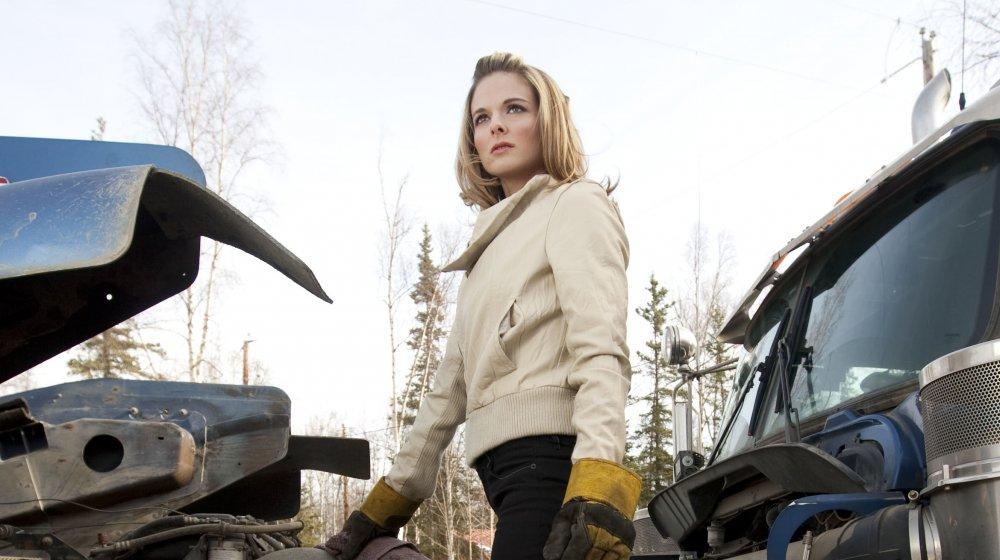 Lisa Kelly of Ice Road Truckers