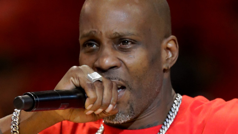 DMX close-up