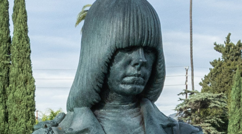 Johnny Ramone's memorial