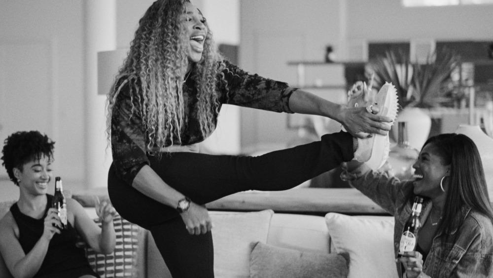 Serena Williams, Michelob Super Bowl