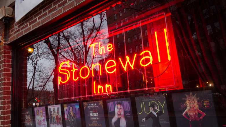 Storefront for the Stonewall Inn