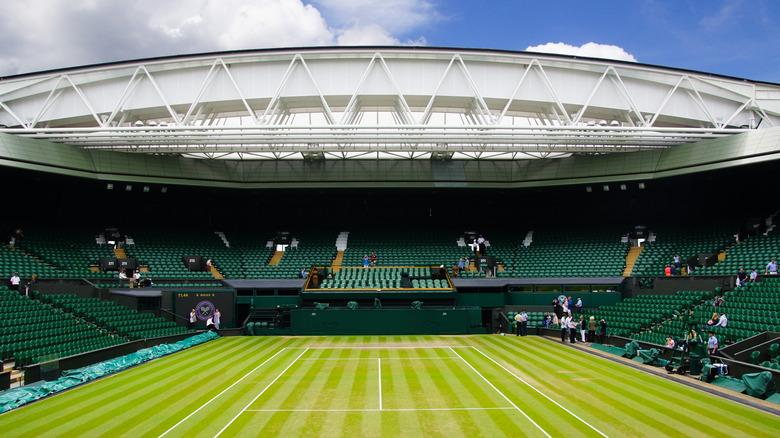 Wimbledon's stadium