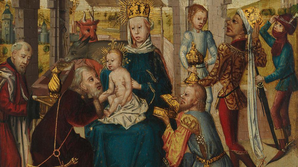 Adoration of the Magi, circa 1470-90