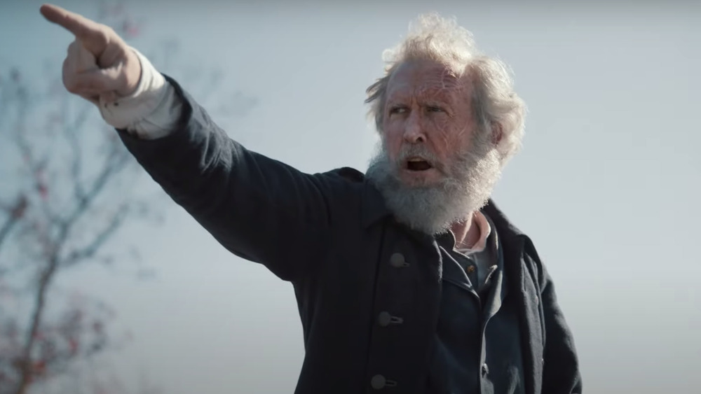 Steve Coulter plays Captain Ahab in Geico commercial