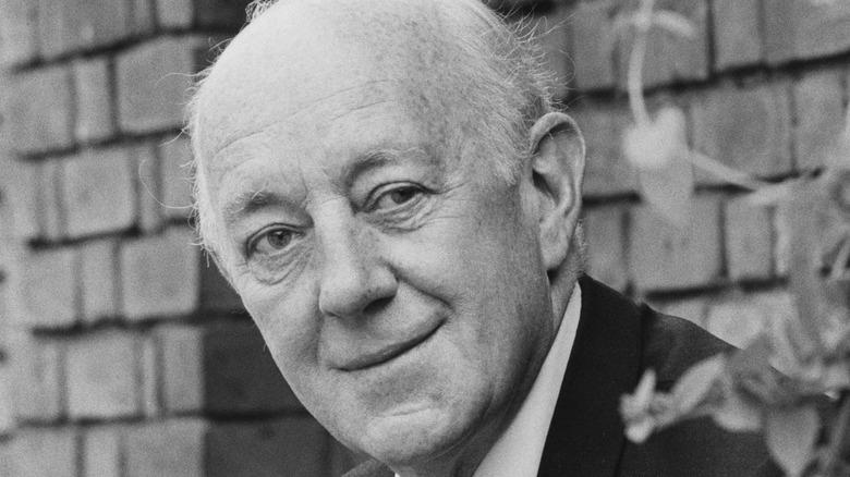 Sir Alec Guinness portrait