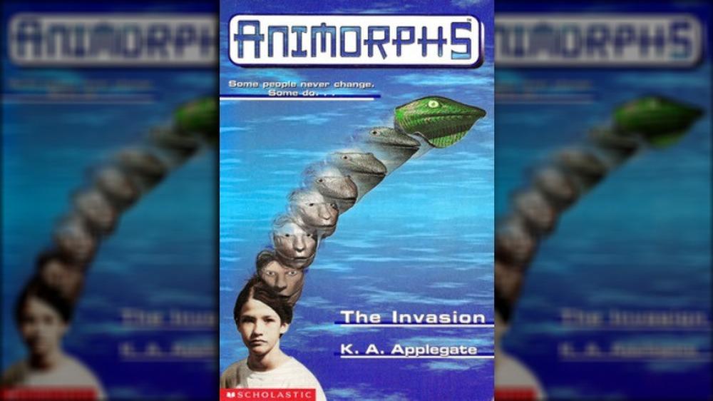 Animorph cover