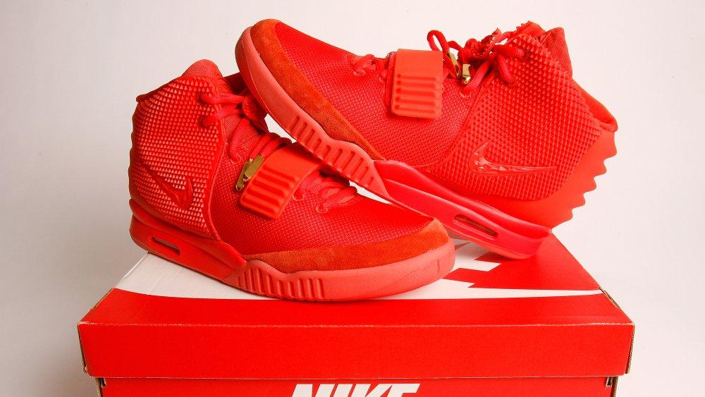 Nike Air Yeezys
