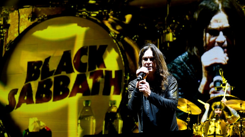 Ozzy Osbourne and Black Sabbath