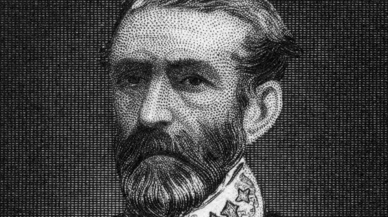 Portrait of Braxton Bragg