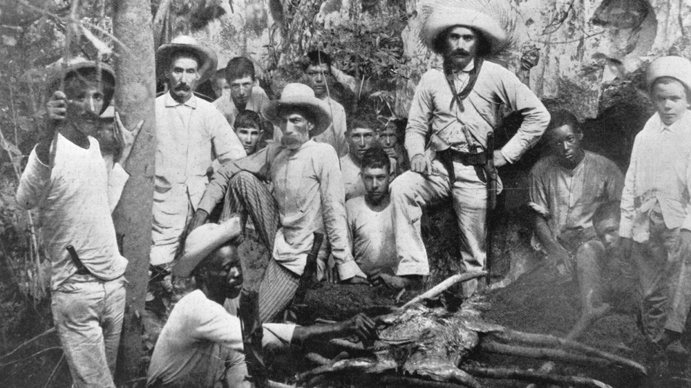 Cuban independence fighters