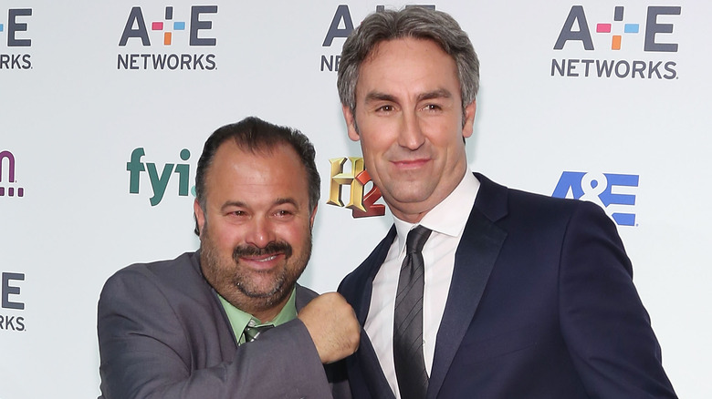 Frank and Mike, American Pickers