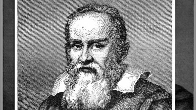 astronomer and physicist Galileo Galilei