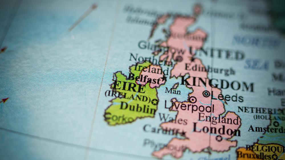 Republic of Ireland and UK