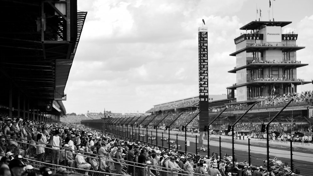 Indy 500, car race, Bobby Unger, Mario Andretti
