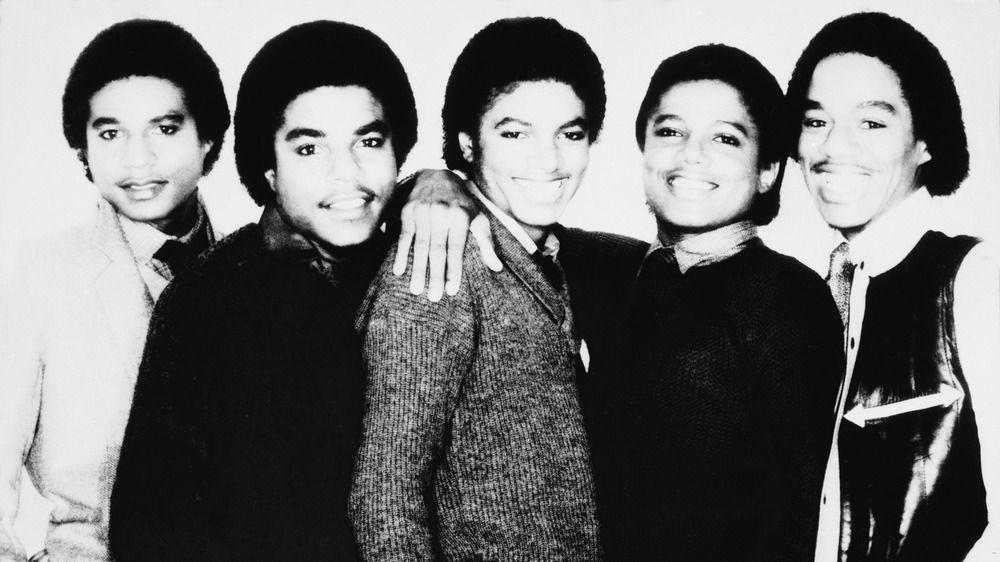 The Jacksons, early 1980s
