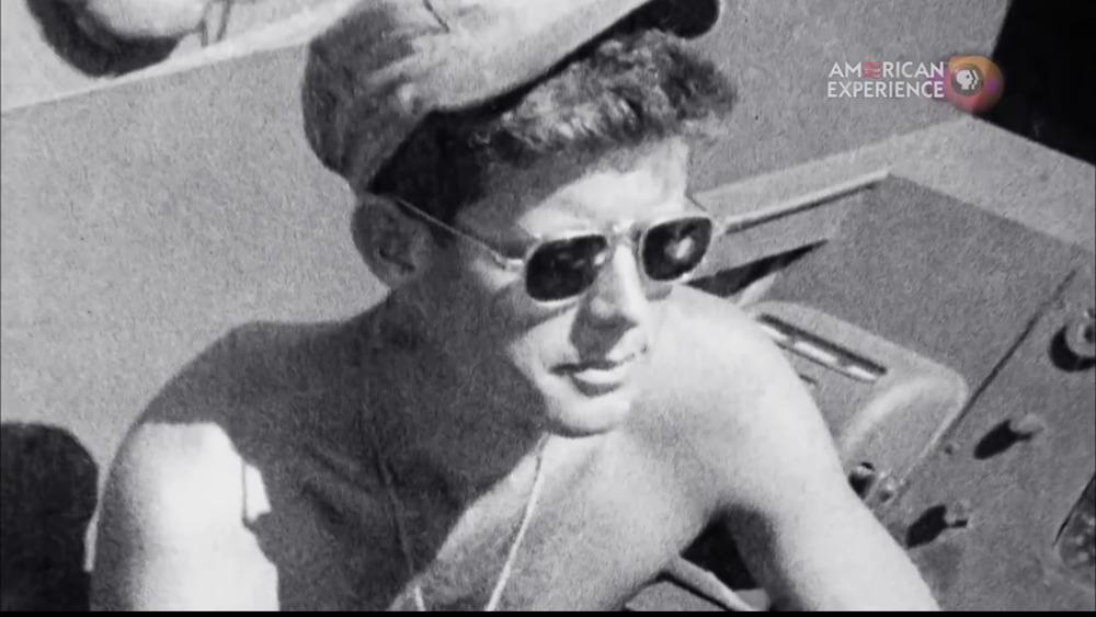 JFK at war