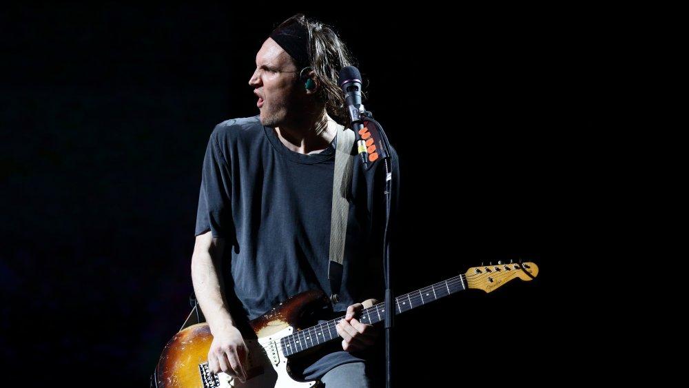 Josh Klinghoffer guitarist