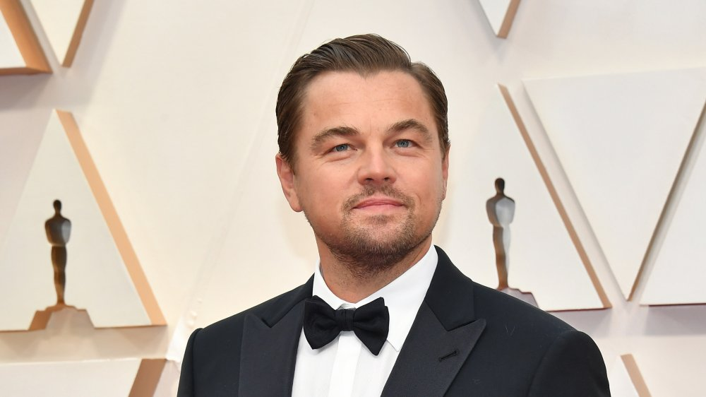 Leonardo DiCaprio at the 92nd Academy Awards in 202