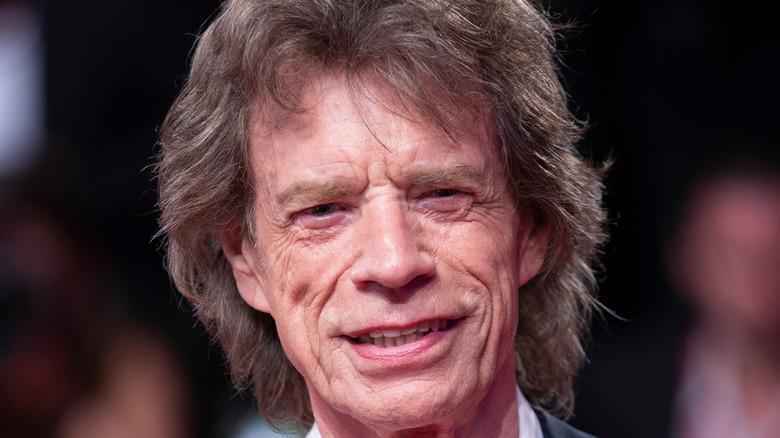 Mick Jagger in 2019