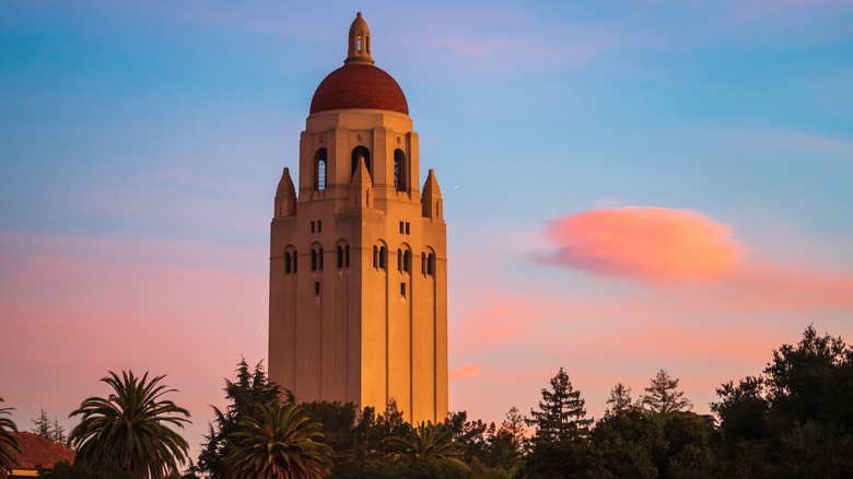 the tower at stanford university