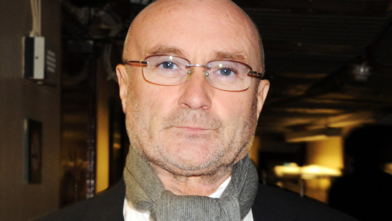 Phil Collins at 2010 event