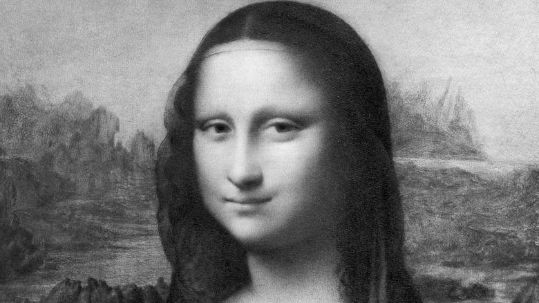 Mona Lisa reprint