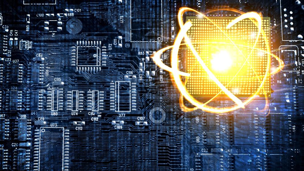 Quantum supercomputer